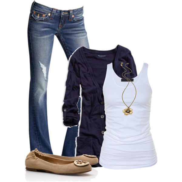 Casual Outfits 2015 | Simple and Basic - Fashionista Trends